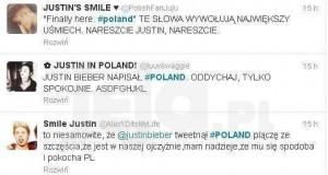 Bieber w Polsce