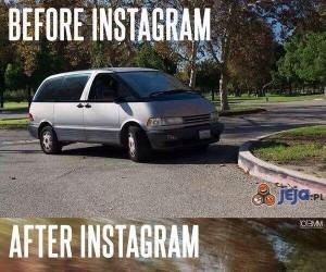 Poznaj moc Instagramu