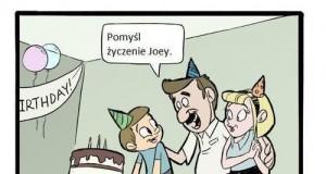 Joey i jedno życzenie