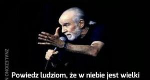 Panie i panowie, George Carlin