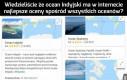 Wiedzieliście że ocean Indyjski ma w internecie najlepsze oceny spośród wszystkich oceanów?
