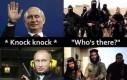 Puk Puk. Kto tam? Putin