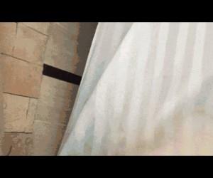 Gdy biorę prysznic po obejrzeniu horroru