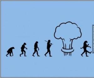 Ewolucja mieszkańców Czarnobyla