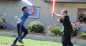 Zabawa w Gwiezdne Wojny