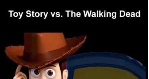 Toy Story kontra The Walking Dead