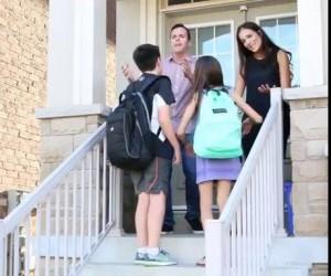 Gdy dzieci wracają do szkoły po wakacjach...
