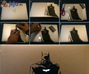 Batman na Maca