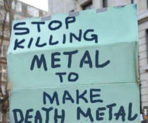 Metal też ma uczucia!