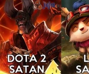 Szatanki: Dota2 Vs Lol