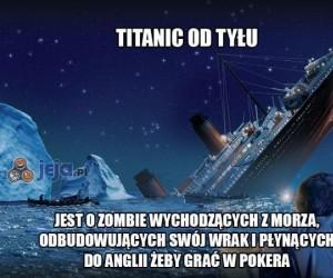 Titanic od tyłu