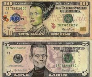 Przeróbki dolarów
