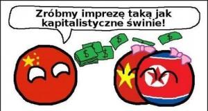 Tak się bawią kapitalistyczne świnie