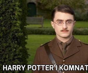 Harry Potter i komnata gazu