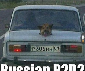 Rosyjski R2D2
