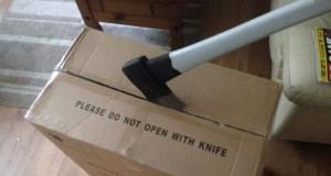 Spoko, są skuteczniejsze narzędzia niż nóż