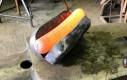 Metalowy hot-dog
