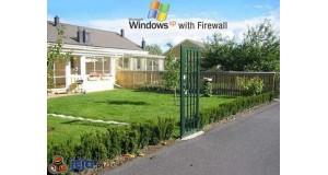 Windows XP z firewallem