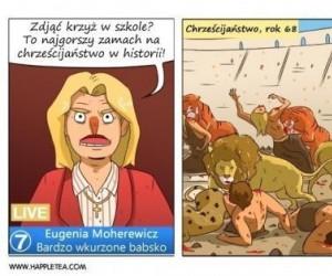 Sytuacja chrześcijaństwa