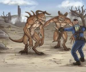 Tymczasem w Fallout 4