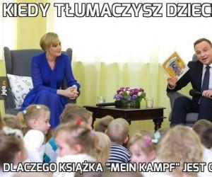 Kiedy tłumaczysz dzieciakom