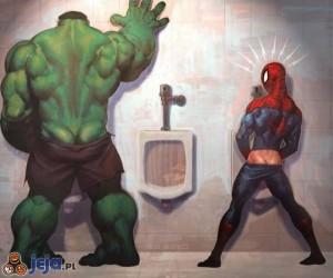 Hulk być duży