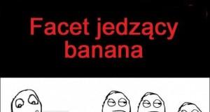 Banan - do twarzy z nim dziewczynom