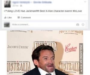 Hue Jackman!