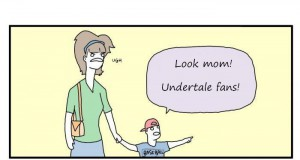 Fani Undertale