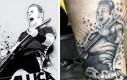 Normalnie mistrz tatuażu
