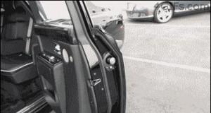Wyposażenie samochodu za 400 000 dolarów