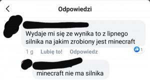 Silnik Minecrafta