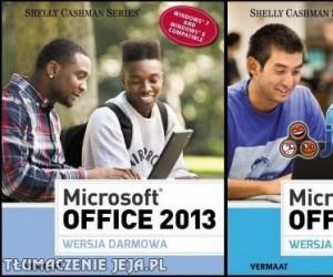 """Office w kilku """"rasowych"""" zestawach"""