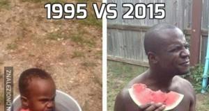 1995 VS 2015