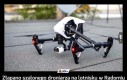Złapano szalonego droniarza na lotnisku w Radomiu