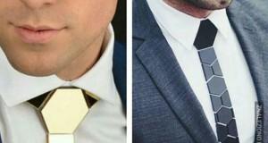Nowe krawaty w modzie