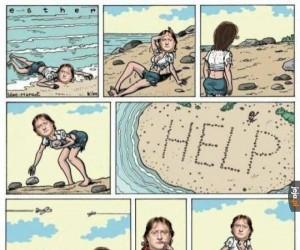 Od razu leci pomoc