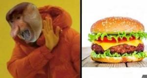 Burger ze schabowym to jedyny prawdziwy burger
