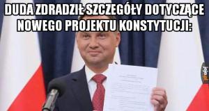 Nowa konstytucja