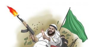 Tymczasem w krajach arabskich...