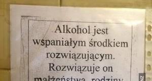 Co pomoże Ci rozwiązać alkohol?