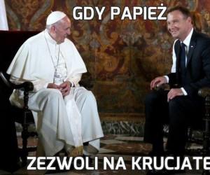 Gdy papież