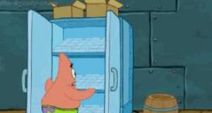 Gdy po 20 otwarciu lodówki nadal jest pusta