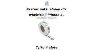 Zestaw uaktualnień do iPhone 4