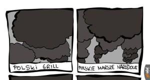Dymy po polsku