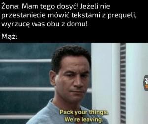 Zdradzacie mnie, mistrzu Jedi?