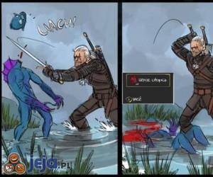 Geralt, ty romantyku...