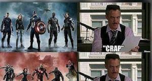 Przeklęty Marvel!