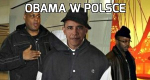Obama w Polsce