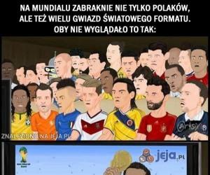 Alternatywny scenariusz Mistrzostw Świata